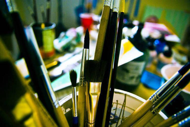 paint brushes (by Ken Hawkins via flickr).jpg