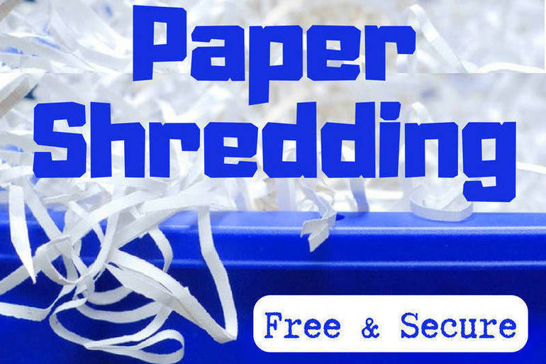 Next Chance for Residents to Shred Set for Oct. 2