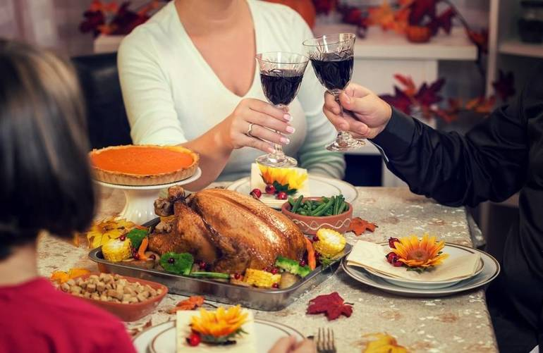 Glen Rock Public Safety Announcement for the Thanksgiving Holiday Season