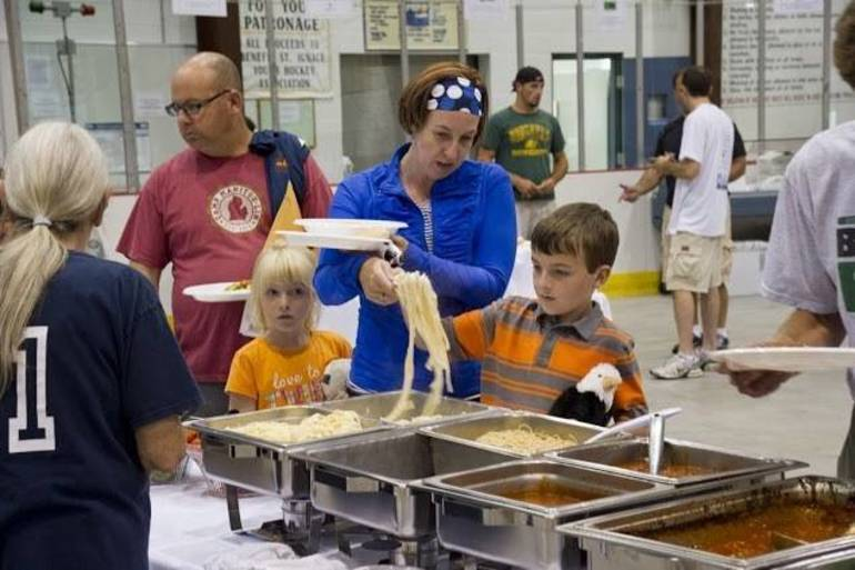 Pasta and Meatballs Fundraiser Going on at Parsippany Fire House