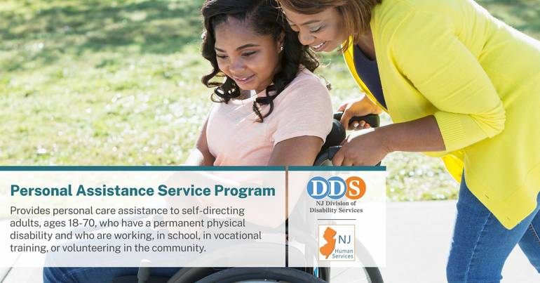 NJ Human Services' Division of Disability Services Announces New Providers to Support Individuals with Physical Disabilities