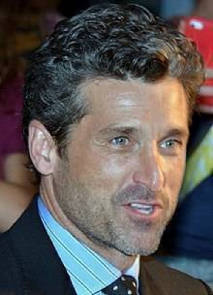 Actor Patrick Dempsey is Headed to NJ to Film New TV Series Pilot