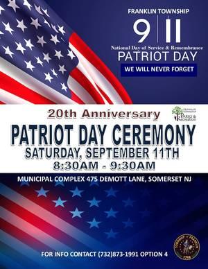 Carousel image 6c1bafe58f3bfcacd12f a754fffad1644f124992 patriot day ceremony flier 2021