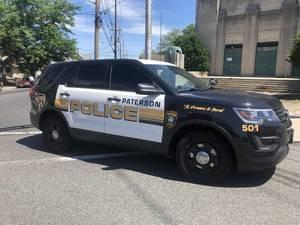 Paterson police car