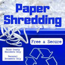 Free Mobile Document-Shredding Event in Cranford This Saturday