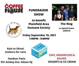 Plainfield Area Humane Society fundraiser