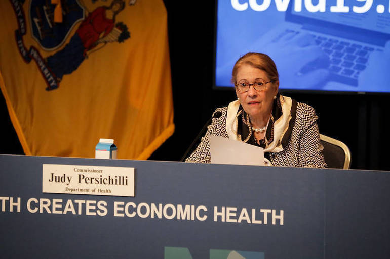 From New Brunswick to Trenton: Persichilli Will Have Building Named After Her
