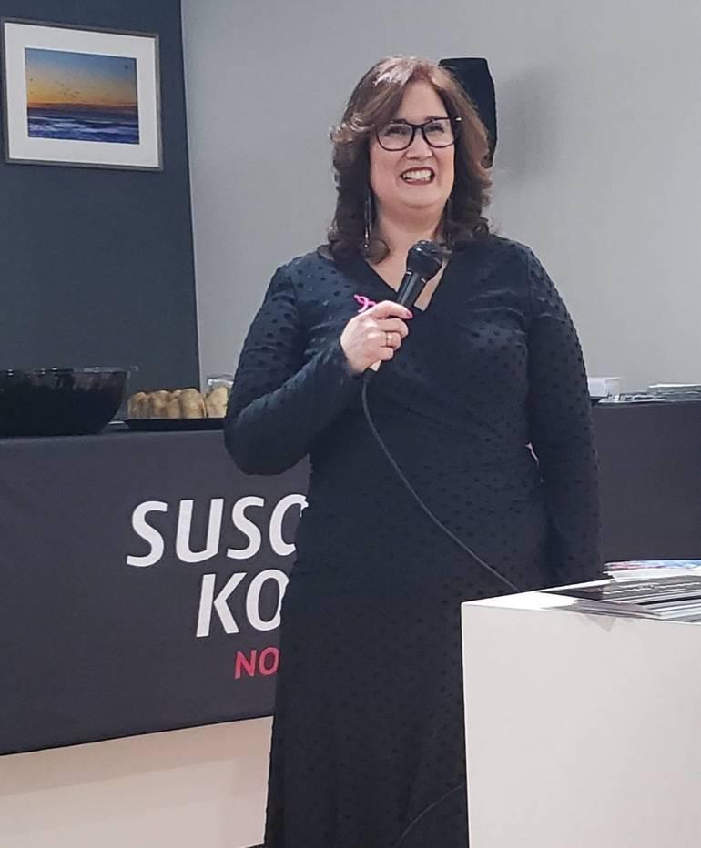 Perla Haltner, Executive Director of Susan G. Koleman.jpg