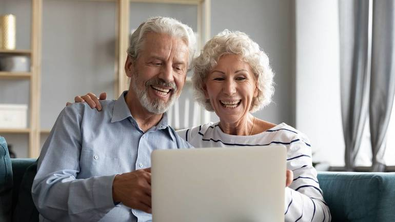Staying Connected With Your Senior Loved Ones Living Away