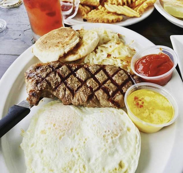 New Jersey Date Night: Make it a Breakfast Date, Al Fresco