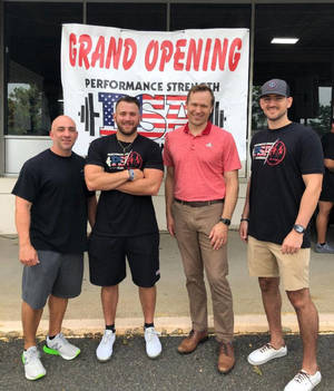 Get Fit at Performance Strength Academy's New Hamilton Gym