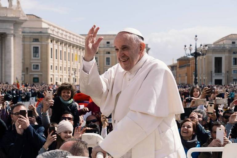 Pope Francis Calls For United Prayer for Wednesday, Announces Urbi et Orbi Blessing for Friday