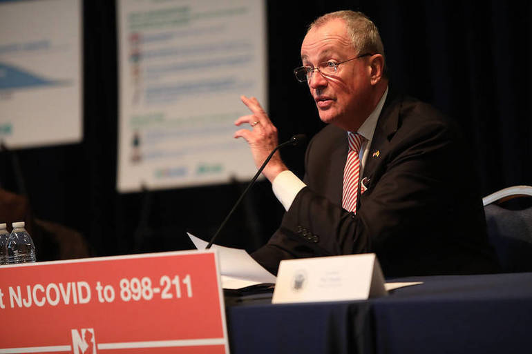 Essex County Reports 187 New COVID-19 Cases; Gov. Murphy ...