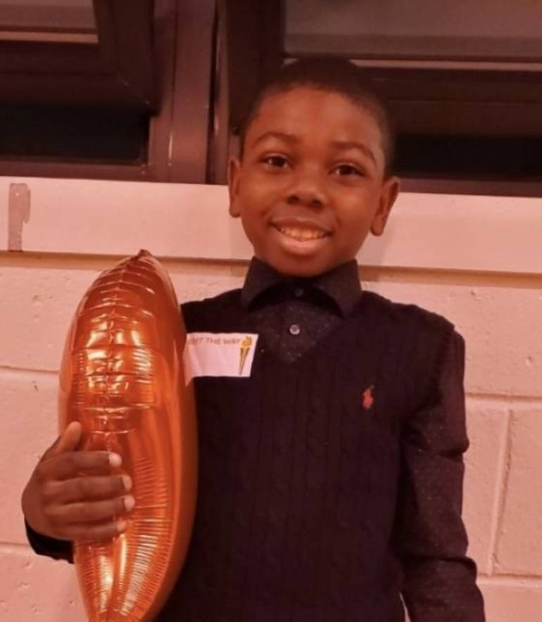 Gifted 10 Year Old Author Wins Distinguished Student Award