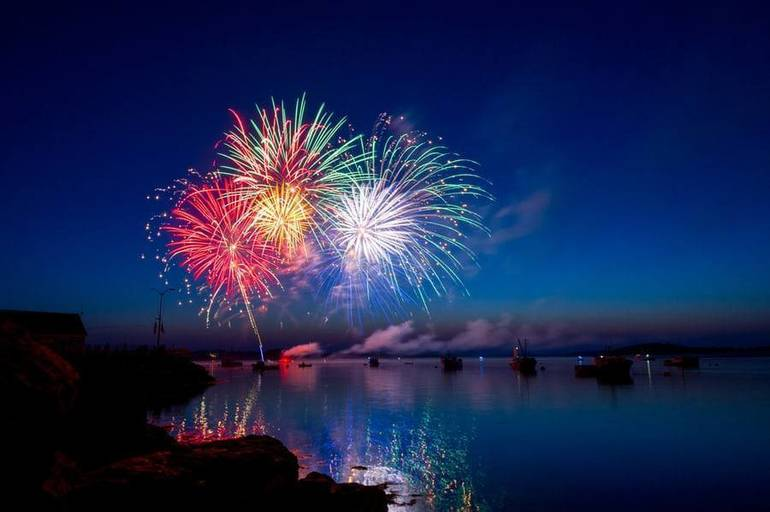 July 3 Fireworks! Riverview Medical Center Foundation Dedicates Display to Frontline Heroes