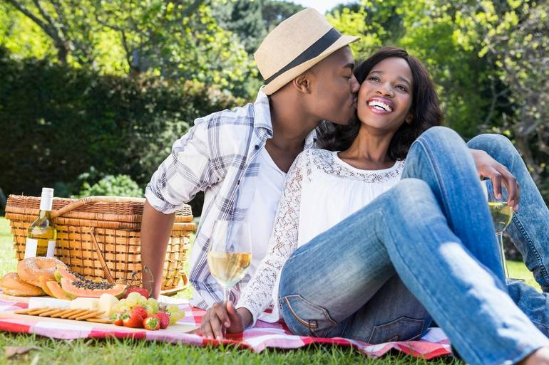 New Jersey Date Night: Life's a Picnic