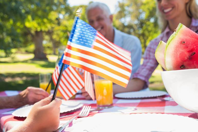 Here's How We Can All Stay Food Safe This July 4th