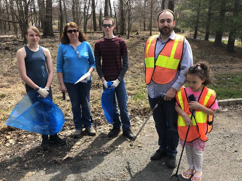 Picture - Watchung Clean Up #4.jpeg