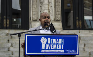 Newark Officials Launch a Guaranteed Income Pilot Program
