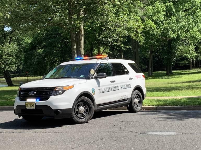 Plainfield Police Car.JPG