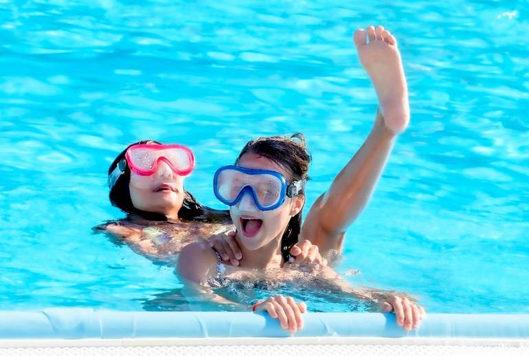 16th Street Pool to Open Labor Day Weekend
