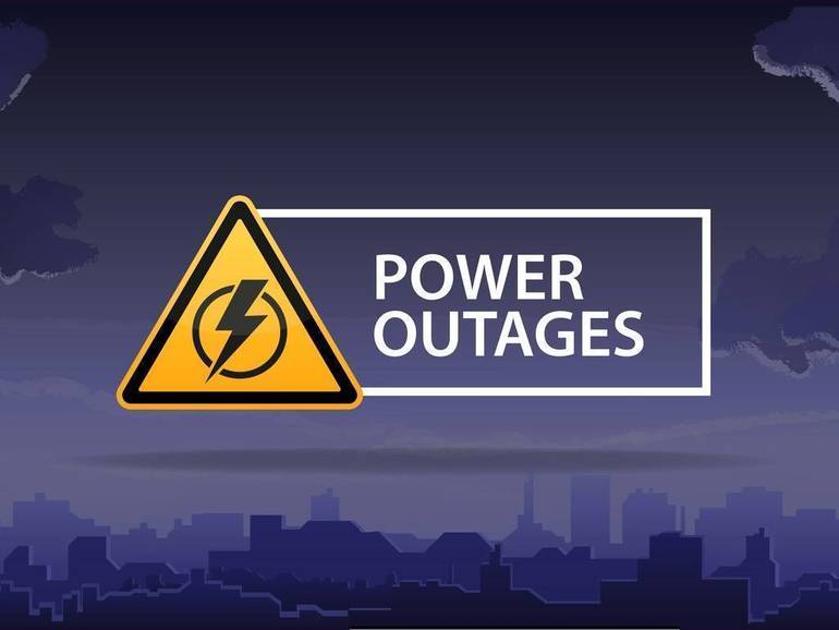 While Social Distancing, Some Morristown Residents Experienced Power Outages on Sunday