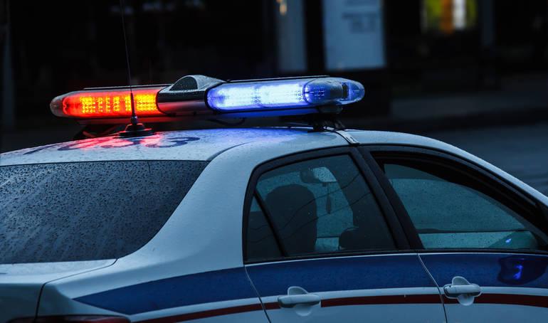 Drug Bust Leaving Red Roof Inn