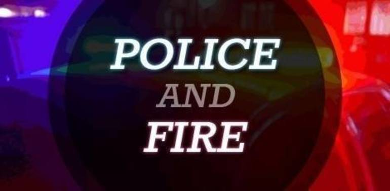 Holmdel: Seven Vehicle Crash in the Holmdel Commons Plaza