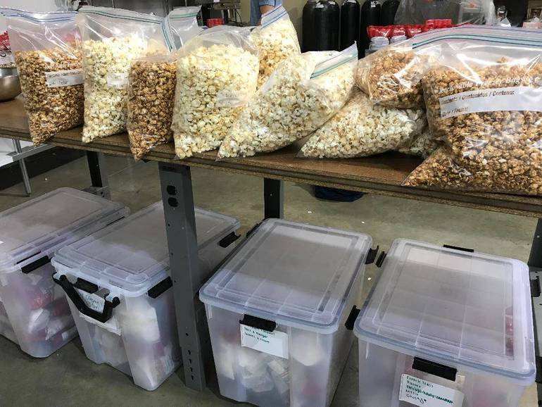 NJ Company Makes Gourmet Popcorn with a Purpose — Employing Adults with Autism