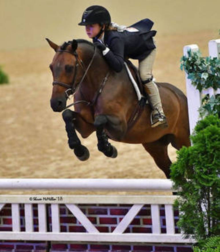 N.J. Rider Wins Grand Championship At USEF Pony Finals