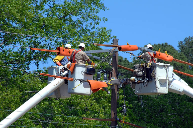 Millburn Power Outage Affects Deerfield Section Early Saturday Morning