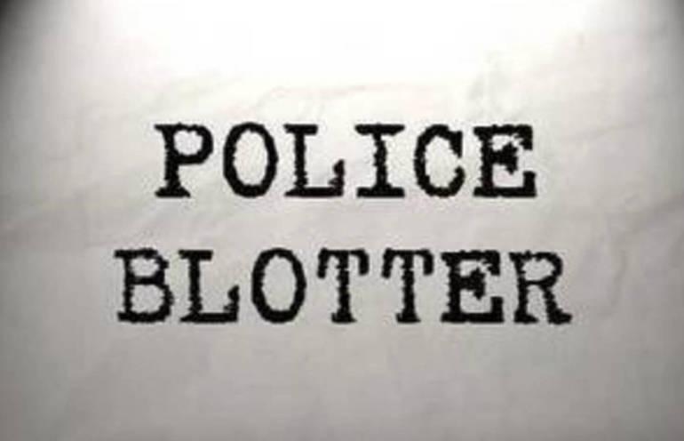 This Week's Police Blotter; Drugs
