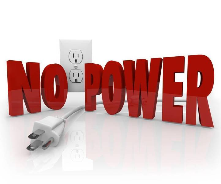 Power Outage Affects Parts of Verona Thursday