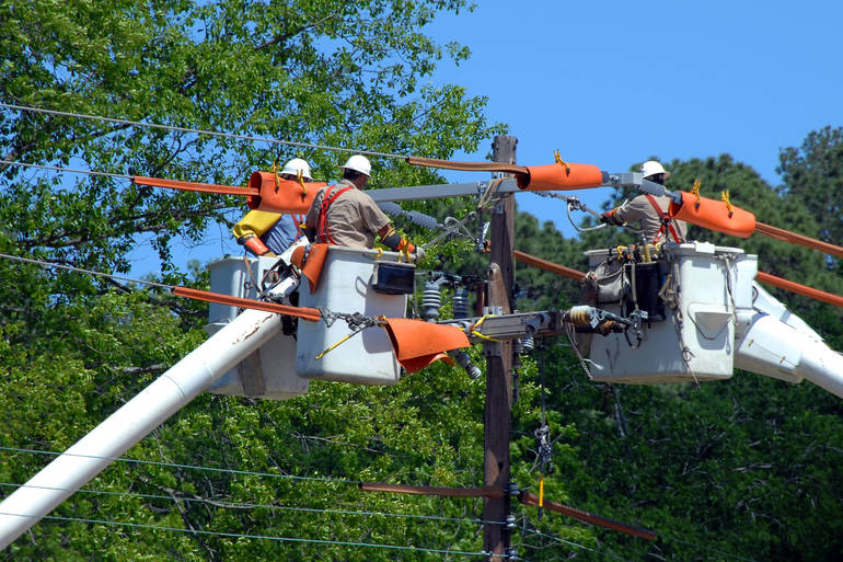 JCP&L Power Outage in Millburn Township