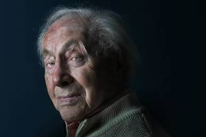 Rutgers Alum Who Co-Starred With Orson Welles, Flew Missions Over Occupied Europe, Turns 100
