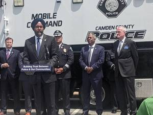 Body-Worn Cameras Required for All New Jersey Police Officers on Patrol, Gov. Murphy says necessary but not sufficient.