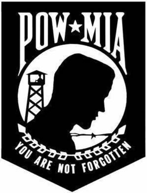 Union County Observes POW/MIA Remembrance Day, Sept. 17th