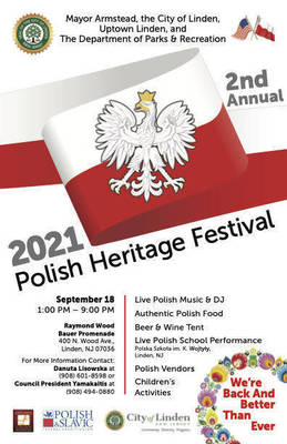 Linden to Host 2nd Annual Polish Heritage Festival