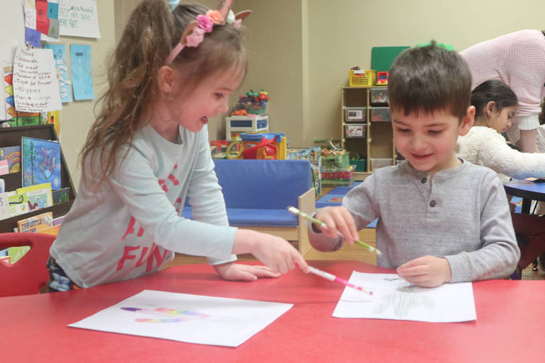 The Connection Preschoolers
