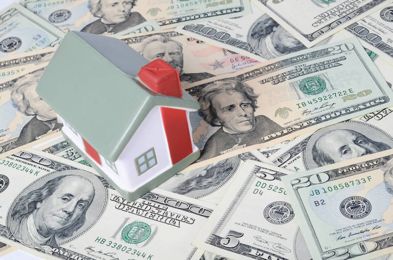 property taxes, budgets, real estate values