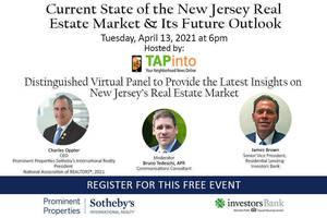 Real Estate Virtual Panel Discussion April 13