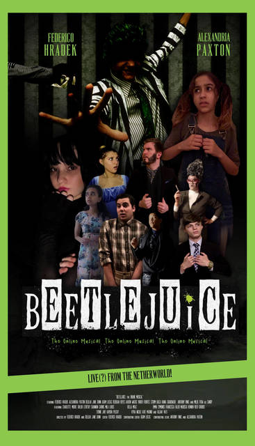 Two Wood Ridge Teens Collaborate To Produce Beetlejuice Online Musical Parody Tapinto