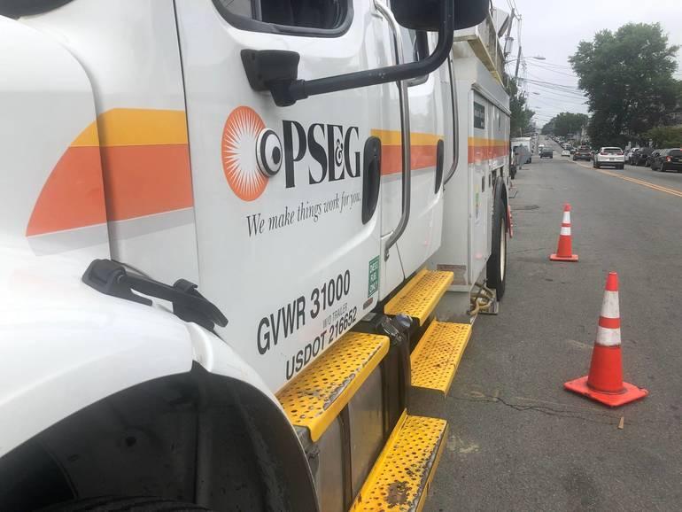 PSEG Truck