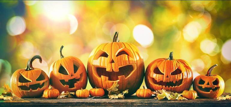 Union's First Online Pumpkin Carving and Painting Contest