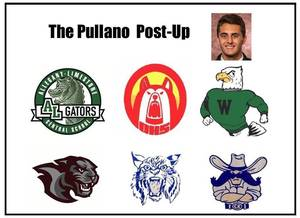John Pullano Post-up Greater Olean sports