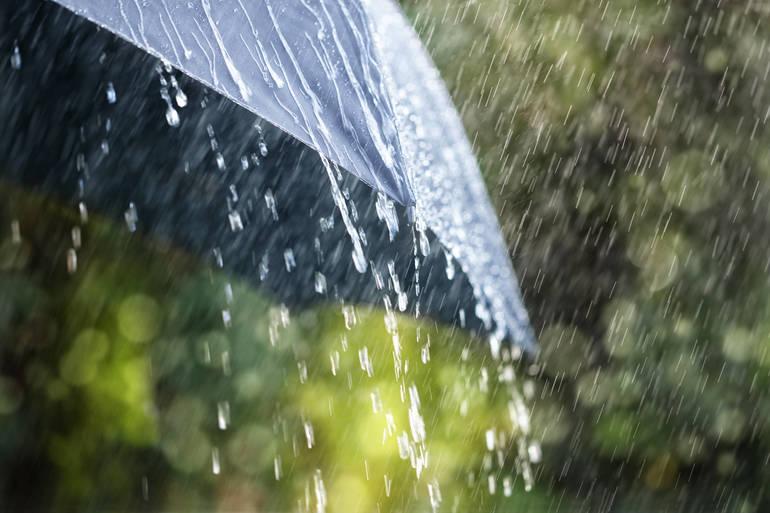 Union Under Flash Flood Watch This Afternoon