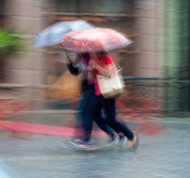 Heavy Rain Predicated to Pummel NJ, Including Scotch Plains-Fanwood: National Weather Service.