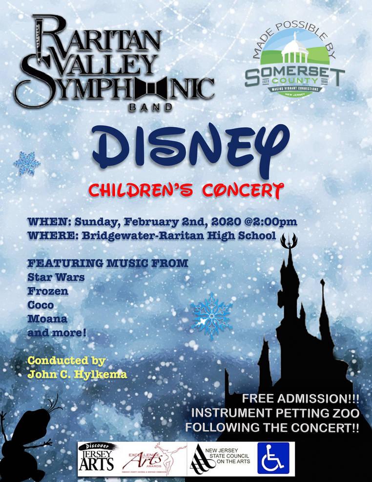 Raritan Valley Symphonic Band Children's Concert