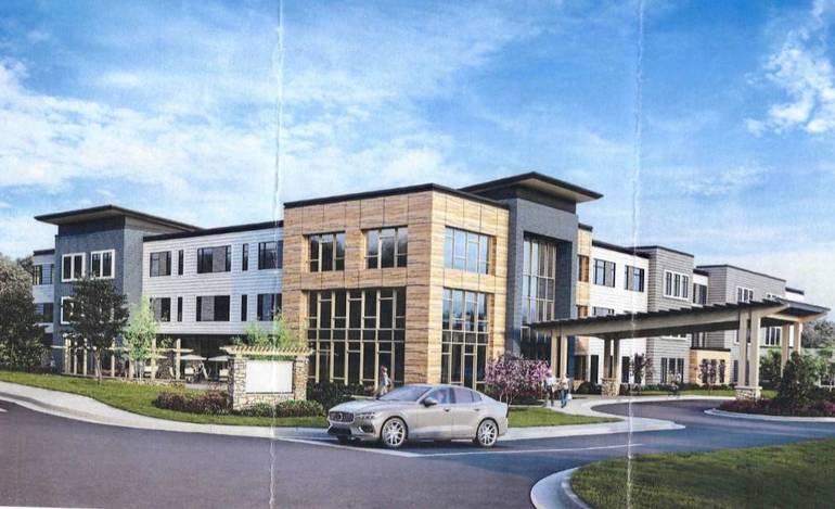 Senior housing proposal for Raritan Road in Scotch Plains