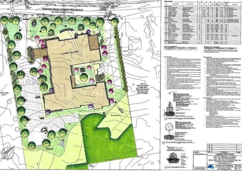 Developer Proposes 86-Unit Senior Living Community in Scotch Plains
